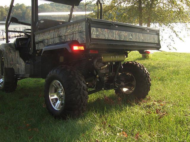 2008 John Deere Gator 620i XUV Camo Edition 4WD Camdenton VA 65020 Photo #0079327A