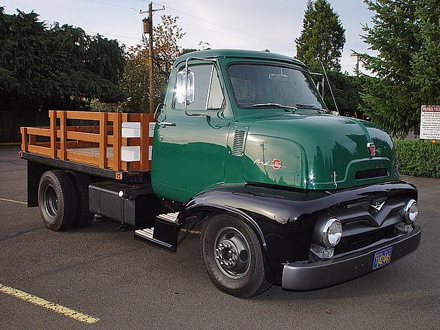 1955 ford c600 price 25 eugene or green black for Mercedes benz c600 price