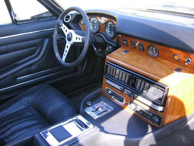 1970 Monteverdi 375l Portland Ct 40 523 Miles Gray