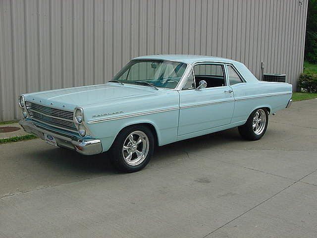 1966 Ford Fairlane 2 Door Sedan Price 29 500 00 Milford