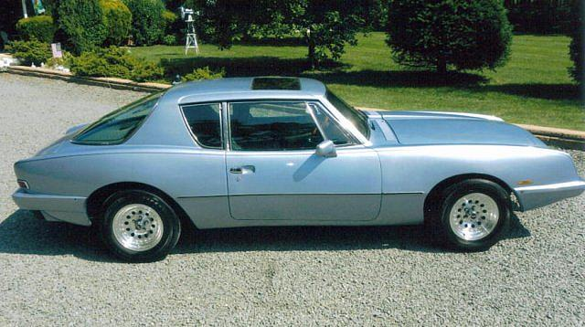 1985 Avanti Coupe Monroe Township Nj Automatic 8