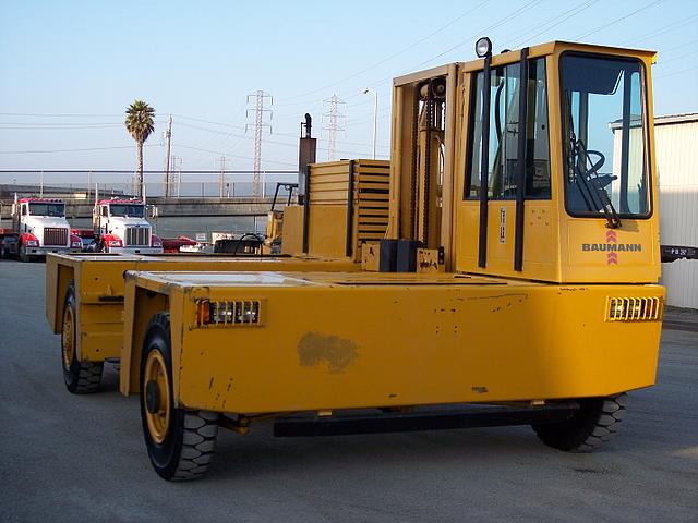 2000 Baumann AS80/25/40 Hayward CA 94545 Photo #0079865A