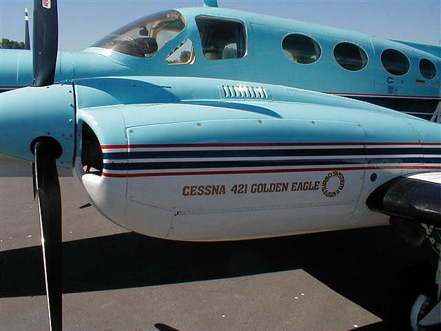 1970 CESSNA 421B Sarasota FL 34243 Photo #0079950A