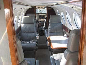1976 KING AIR 200 Ft Worth TX 76106 Photo #0080144A