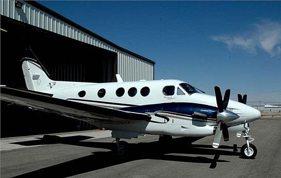 2008 KING AIR C90GTi Santa Ana CA 92707 Photo #0080358A