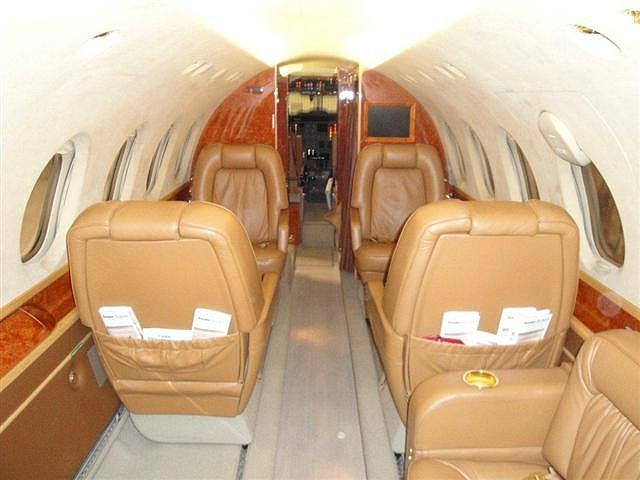 2002 HAWKER 800XP Georgetown TX 78633 Photo #0080511C