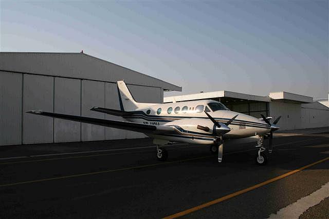 1991 KING AIR C90A Tucson AZ 85737 Photo #0080520A