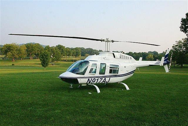 1981 BELL 206L-1 LONGRANGER II Atlanta GA 30341 Photo #0080587A