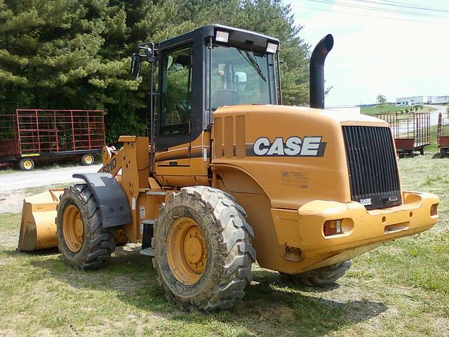 2007 CASE 521D Wheel Loader New Windsor MD 21776 Photo #0080618A