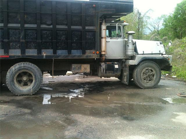 1990 Mack Dm800  Price  20 000 00  Flat Lick  Kentucky  15