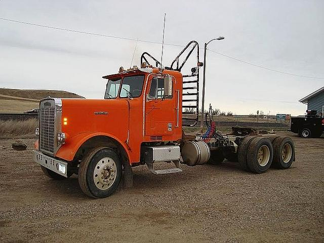 1979 FREIGHTLINER FLD12064, Choteau, Montana, 13 Spd