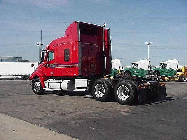 2008 FREIGHTLINER CL12064ST-COLUMBIA 120 Carson California Photo #0093601A