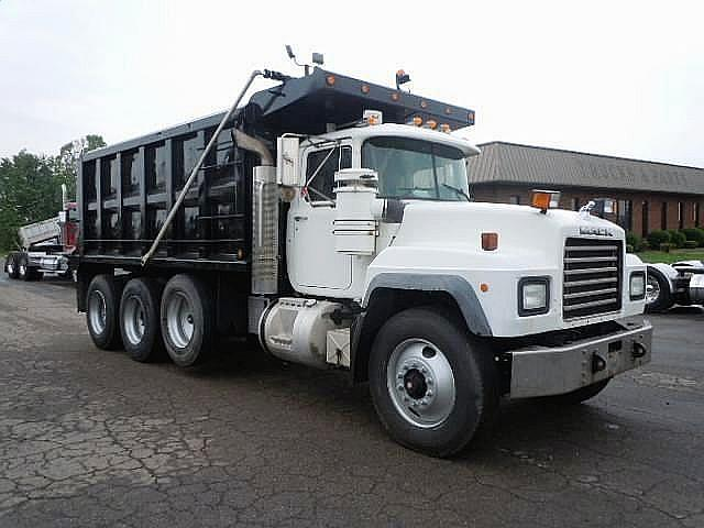 2003 Mack Rd688s Chatham Virginia 315 578 Miles 8ll Mack Stock Number 65719 Roll Up