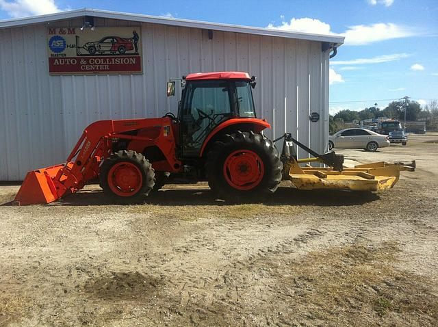 2006 Kubota M8540HDC12 Bartow FL 33830 Photo #0132676A