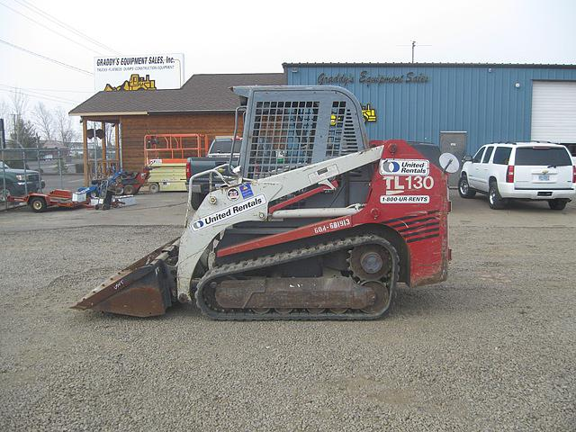 2007 TAKEUCHI TL 130 Central Point OR 97502 Photo #0132696A