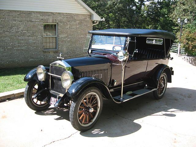 1922 Studebaker Big Six Price 65 000 00 Burgandy