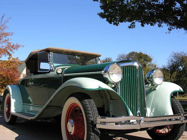 1931 Chrysler Cm6 Price 42 500 00 Swiss Green Exterior