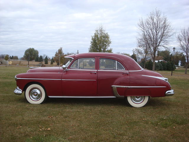 1950 Oldsmobile Rocket 88 Price 25 900 00 Milbank Sd
