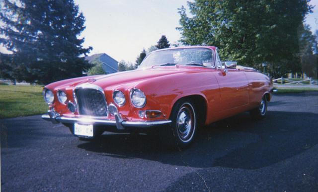 1965 Jaguar Mark X Price 45 500 00 4 2 2 Dr Convertible