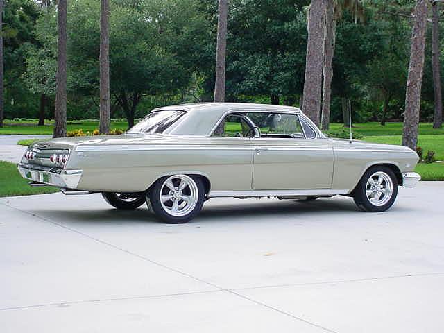 1962 Chevrolet Impala Price 29 988 00 Sarasota Fl 109 081