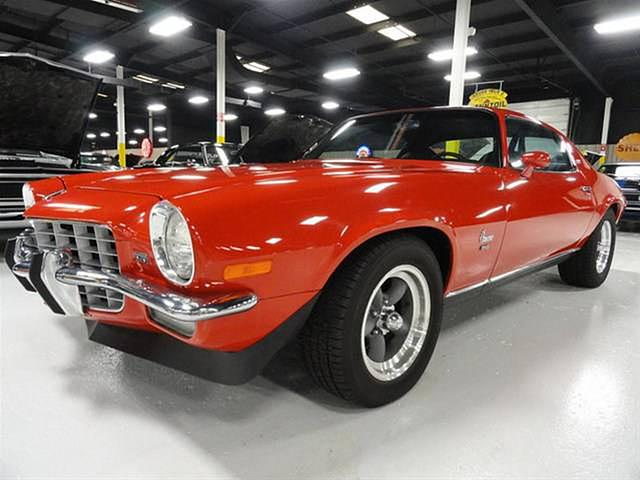 1973 Chevrolet Camaro Franklin TN 37063 Photo #0142077A