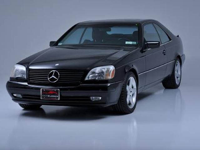 1999 Mercedes-Benz CL500 Syosset NY 11791 Photo #0142734A