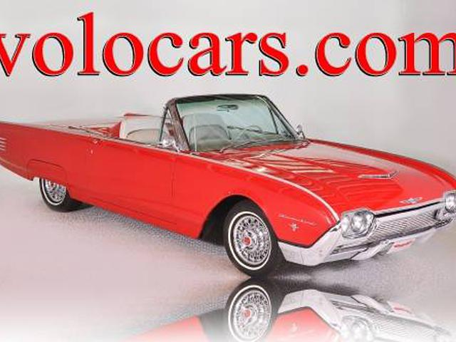 1961 Ford Thunderbird Volo IL 60073 Photo #0143146A