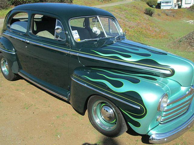 1947 Ford Deluxe Oakland CA 94612 Photo #0143920A