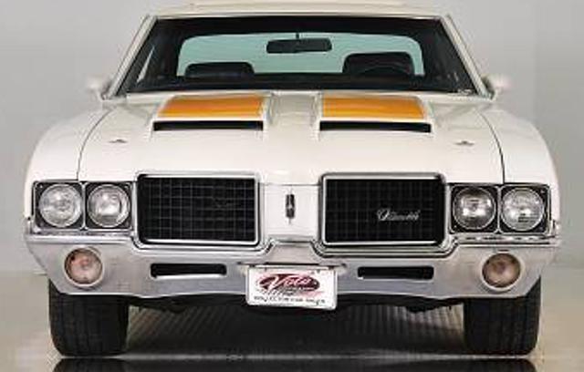 1972 Oldsmobile Hurst Volo IL 60073 Photo #0144372A