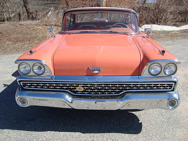 1959 Ford Galaxie 500 Webster MA 01570 Photo #0146259A