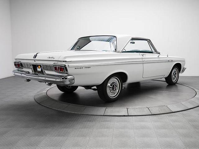 1964 Plymouth Sport Fury Charlotte NC 28269 Photo #0147350A
