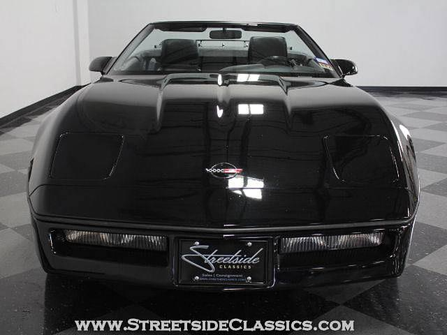 1990 Chevrolet Corvette Fort Worth TX 76137 Photo #0147480A