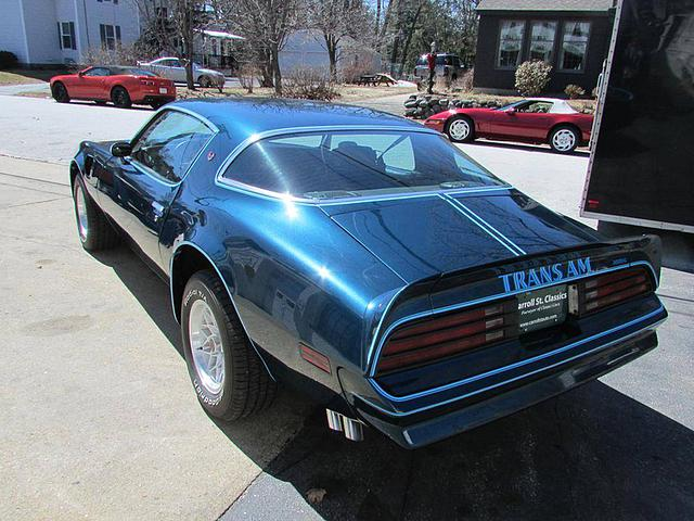 1978 Pontiac Trans Am Manchester NH 03102 Photo #0147814A