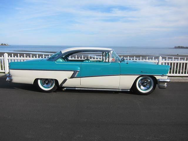 1956 Mercury Monterey Milford CT 6460 Photo #0147853A