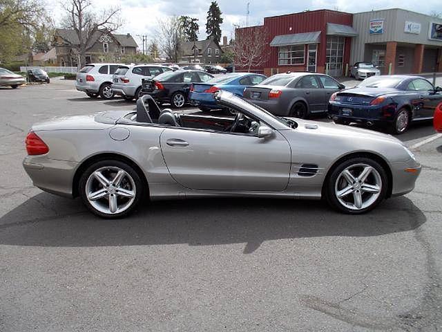 2005 Mercedes-Benz SL500 Denver CO 80220 Photo #0147929A