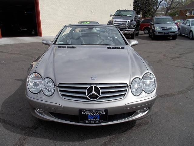2005 Mercedes-Benz SL500 Denver CO 80220 Photo #0147929A