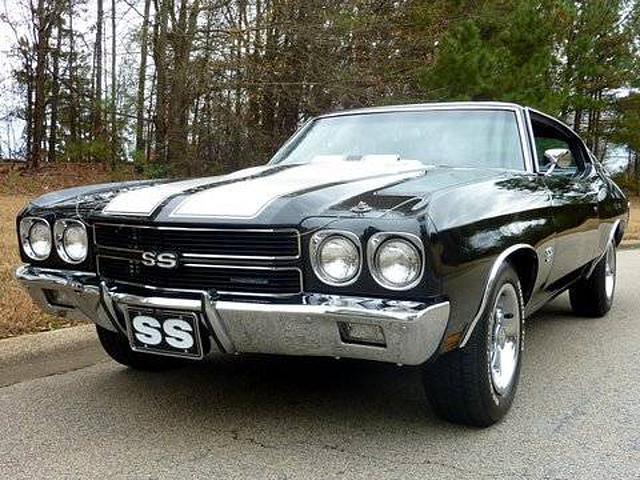 1970 Chevrolet Chevelle Roswell GA 30076 Photo #0147974A