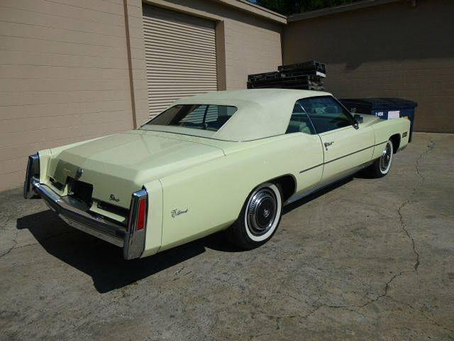 1976 Cadillac Eldorado Price 28 900 00 Orlando Fl