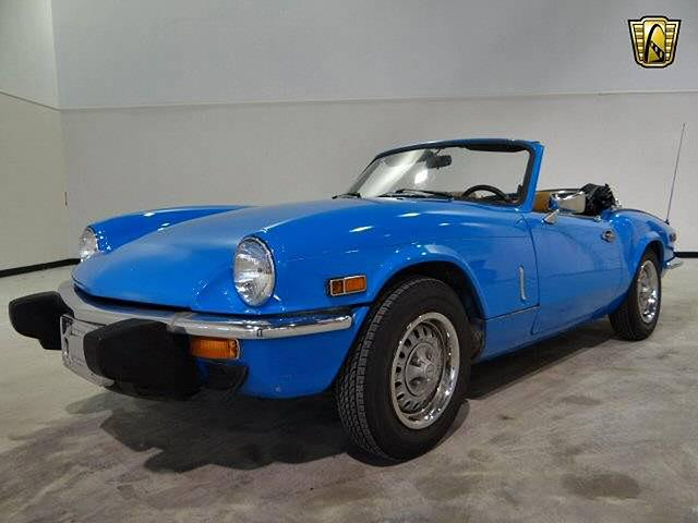 1978 Triumph Spitfire O'Fallon IL 46268 Photo #0148302A