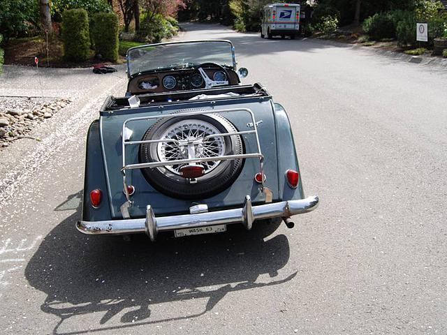 1962 Morgan Super Sports Santa Monica CA 90405 Photo #0148453A