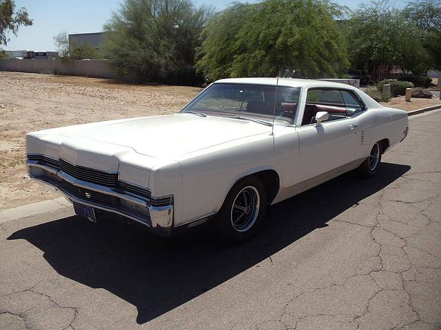 1969 Mercury Marauder Scottsdale AZ 85255 Photo #0148611A