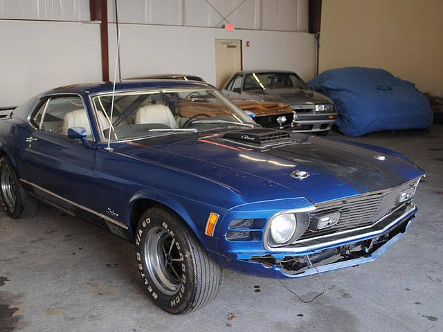 1970 Ford Mustang Raynham Center MA 02768 Photo #0148926A