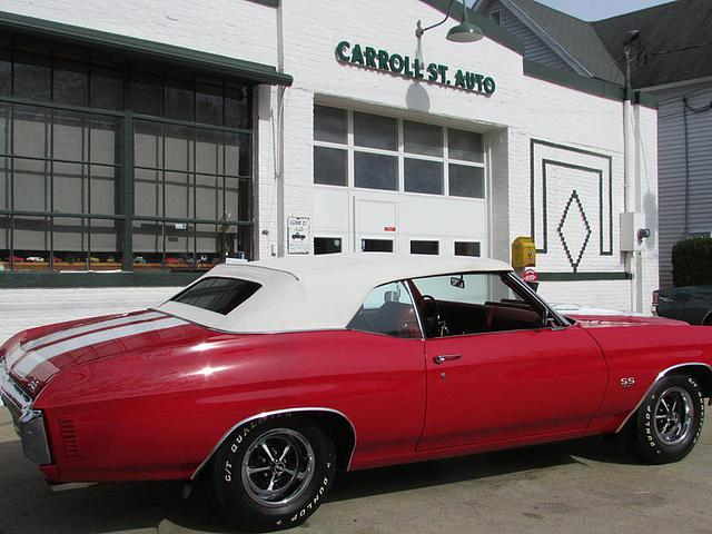 1970 Chevrolet Chevelle Manchester NH 03102 Photo #0149011A
