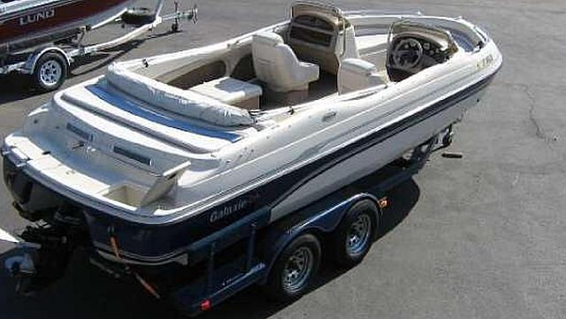 2000 Galaxie Galaxie boat Moses lake Wa 98837 Photo #0149039A