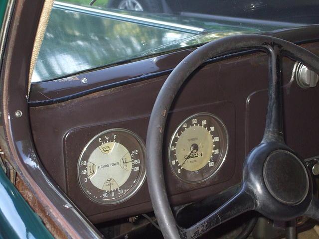 1937 plymouth p-4 sedan hamburg n y 14075 Photo #0149063A